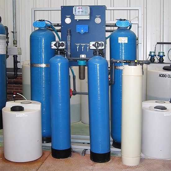 Nilsson - Equipos de tratamiento de aguas 001
